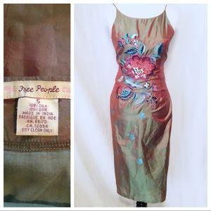 EXC Condition - Free People Iridescent Dress - Sm